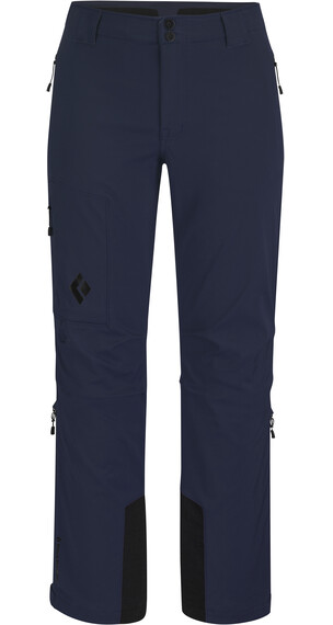 Black Diamond W's Dawn Patrol Lt Touring Pants Captain
